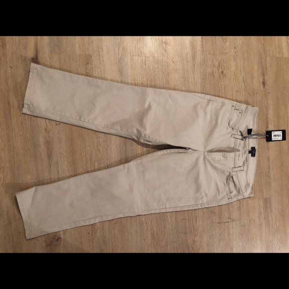 NYDJ Pants - Not Your Daughter Jeans capris khaki sz S